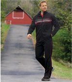Men's Casual Sports Tracksuit - Brushed Fleece preview1