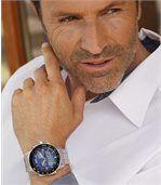 Sportief chrono horloge met dubbele tijdweergave preview5