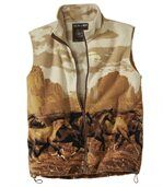 Gilet Polaire Wild Horse preview2
