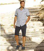 Jeans-Bermuda Komfort preview2