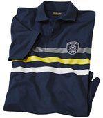 Men's Navy Blue Polo Shirt preview2