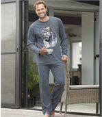 Pyjama mit schönem Motiv preview1
