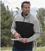 2er-Pack Sweatshirts Canada Outdoor aus Molton