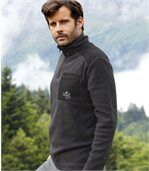 Thermo-Pullover aus Fleece preview1