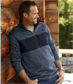 2er-Pack Sweatshirts Sportsmen aus Molton preview2