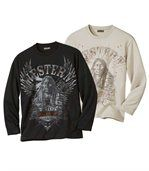 Sada 2 triček Classic Legend preview1