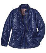 Wattierte Jacke für die Übergangssaison preview2