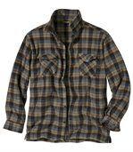 Hemdjacke aus Fleece preview2