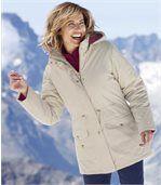 Zateplená mikroflísová bunda