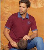 Set van 2 'Grand Canyon State' polo's preview2