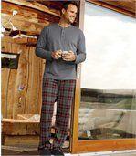 Katoenen pyjama preview1
