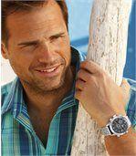 Die Armbanduhr mit Doppelanzeige preview5