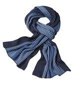 Pletený šál spásikmi preview2