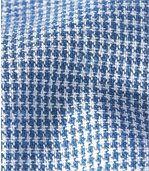 Men's Blue Palm Beach Poplin Shirt preview3
