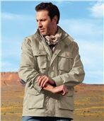 Safari jas 'Sonora Desert' preview1