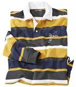 """Gestreiftes Poloshirt """"Rugby"""" preview2"""