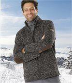 Zimná flísová vesta Wintertime preview2