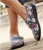 Dámské papuče s potiskem preview2