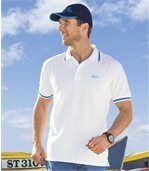 2er-Pack Poloshirts Relax in Piqué-Qualität preview2