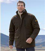Parka Homme Marron Atlas Expedition preview1