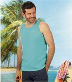 3er-Pack Tanktops Pazifik Beach preview3