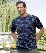 Set van 2 camouflage T-shirts preview3