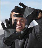 Dotykowe rękawiczki z polaru preview1
