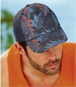 Casquette en Jean Denim preview1