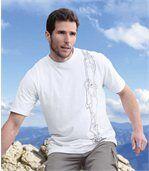 Set van 2 T-shirts 'Mountain Passion' preview2
