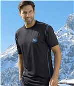 3er-Pack T-Shirts im Sport-Look preview2