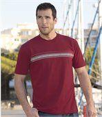 3er-Pack T-Shirts mit Dekorstreifen preview2