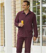 Pyjama Flanelle Douillet preview1