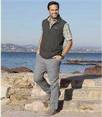 Pohodlné letní kalhoty preview2