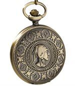 Indian Spirit Copper Pocket Watch preview2
