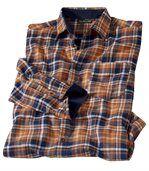 Geruit overhemd van flanel preview2