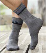 Súprava 5  párov športových ponožiek preview4