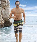 Badeshorts im Bermudastil preview1