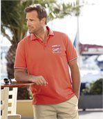2er-Pack Poloshirts Urlaubszeit preview3