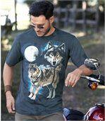 Tee-Shirt Motifs Loups preview1