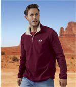 Zestaw 2 swetrów z mikropolaru Eagle State preview2
