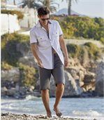2er-Pack Jeans-Bermudas preview3
