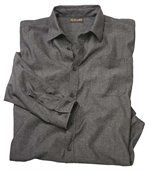 Chemise Chambray Grey preview2