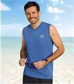 3er-Pack Tanktops Beach Surfing preview3