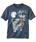 Tee-Shirt Motifs Loups preview2