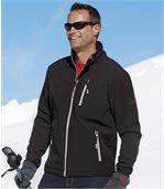 Softshellová® bunda, ktorá vás spoľahlivo ochráni pred nepriaznivým počasím. preview1
