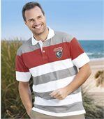Poloshirt mit Wappen preview1