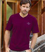 Zestaw 3 t-shirtów z dżerseju preview2