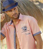 Men's Coral Paradise Coast Shirt preview3