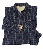 Flanelová košile Acadie preview3