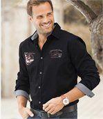 Černá košile Legendary preview1
